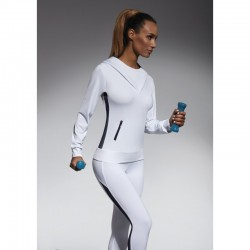 Imagin sweat sport blanc