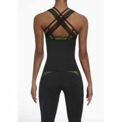 Inspire Top50 top sport noir et vert