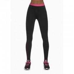 Inspire legging sport noir et rose