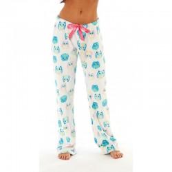 Pantalon pyjama chouettes