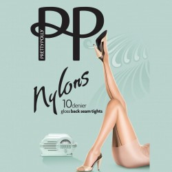 Collants nylons couture