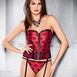 Scarlet Madame Corset