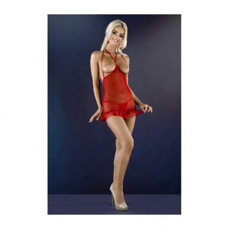 Cornelia nuisette rouge