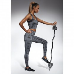Intense legging sport gris