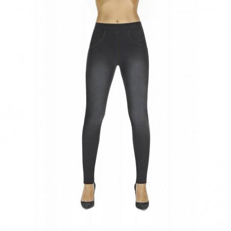 Maddie legging jean noir