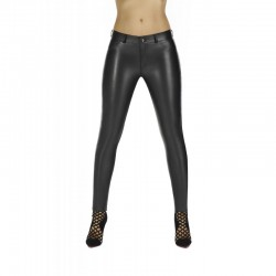 Leila legging noir gainant