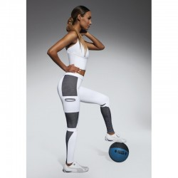 Passion legging sport blanc