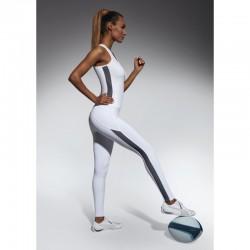 Imagin legging sport blanc