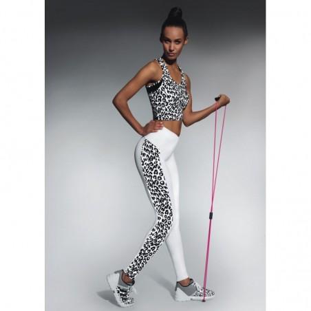 Irbis legging sport blanc