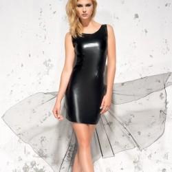 Jasmin robe avec traine