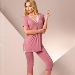 Pyjama court rose
