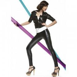 Roxana legging façon cuir
