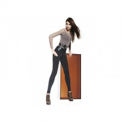 Nely legging avec large ceinture effet cuir
