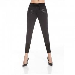 Alexa legging noir ample