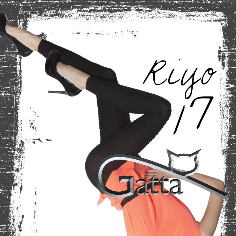 Riyo n°17 legging noir