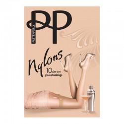 Bas PJ nylon naturel