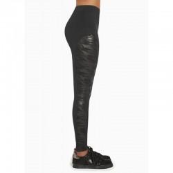 Combat legging sport noir