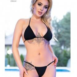 Bikini noir